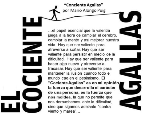 conciente agallas