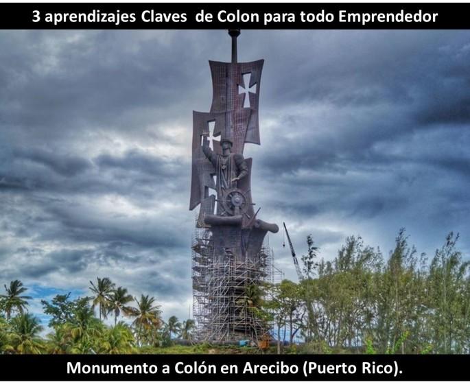 monumento a colon puerto rico