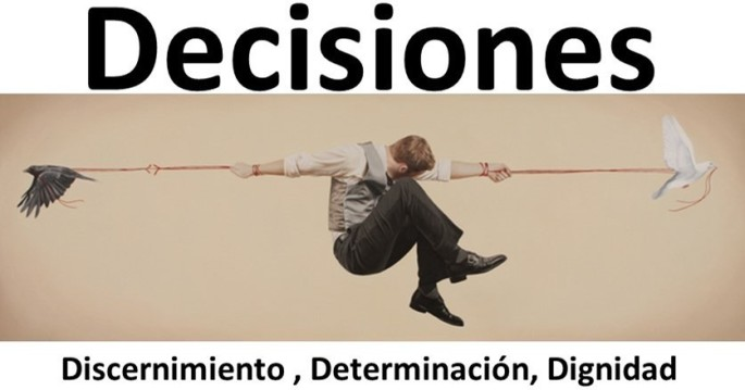 3 d de las decisiones